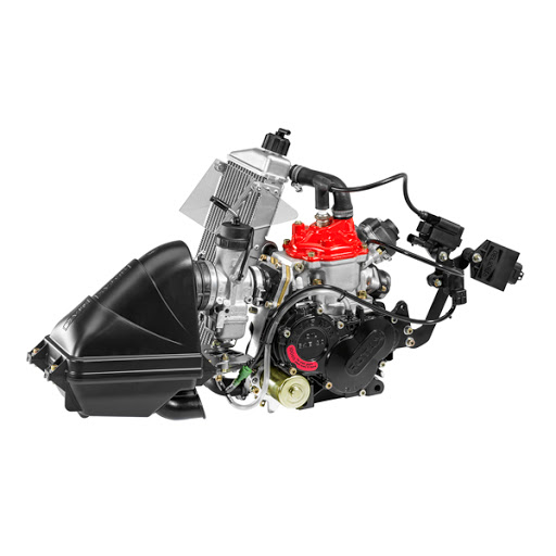 Eyckmansgrandprix-kartmotor